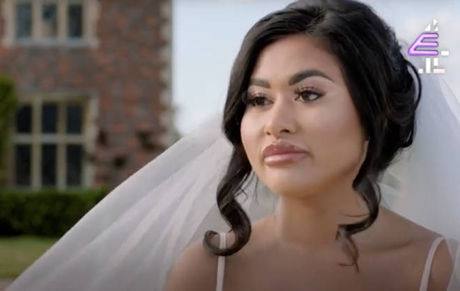 Nikita said she 'didn't get what she ordered' when she saw Ant at the altar