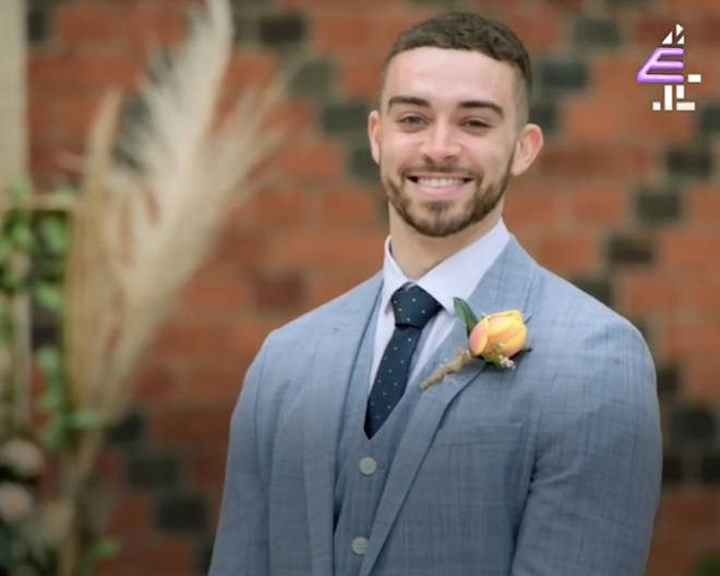 MAFS UK: Ant looked excited to see his new bride
