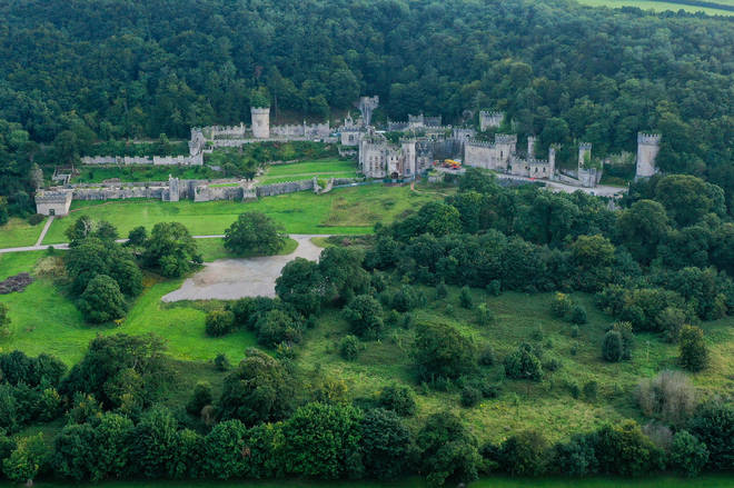 I'm A Celebrity is returning to Gwrych Castle in Wales