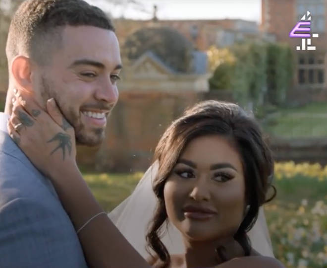 Ant and Nikita are one of the couples on Married at First Sight UK