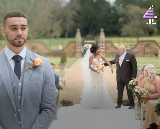 MAFS: Nikita claimed Ant was 'not what she ordered'