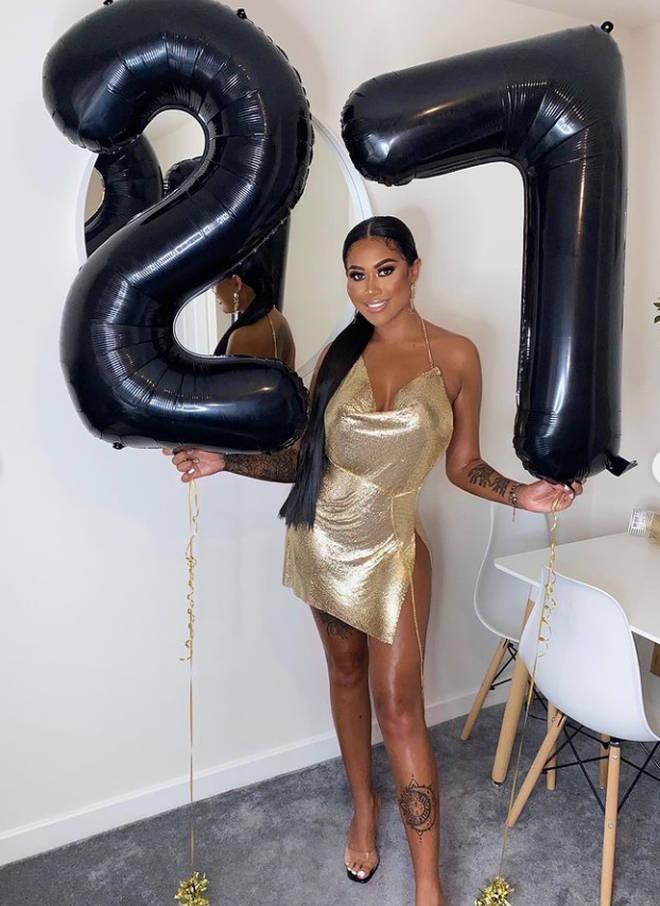 Nikita is 27 years old