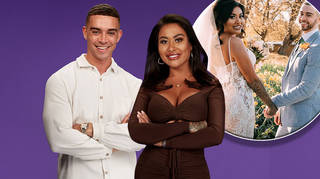 MAFS married couple Nikita and Ant both appeared on the same dating show three years ago