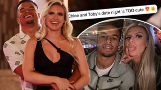 Fans can't stop talking about Chloe and Toby's date