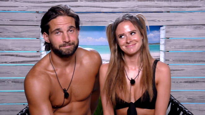 Jamie and Camilla met on Love Island in 2017