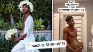 Lil Nas X announces his big news...