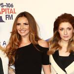 Nadine Coyle and Nicola Roberts have paid tribute to bandmate Sarah Harding