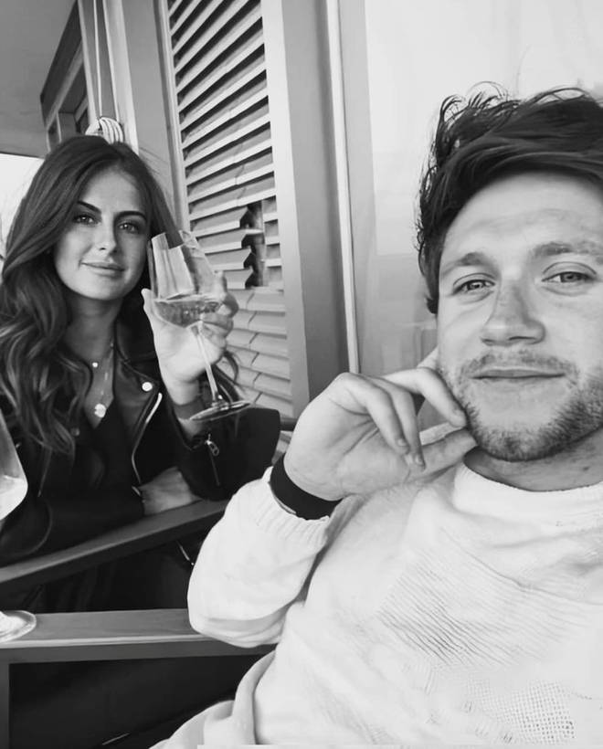 Niall Horan and Amelia Woolley made it Instagram official last summer