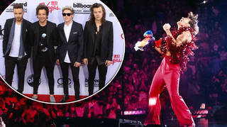 One Direction's bop 'Olivia' played at Harry Styles' Love On Tour pre-show
