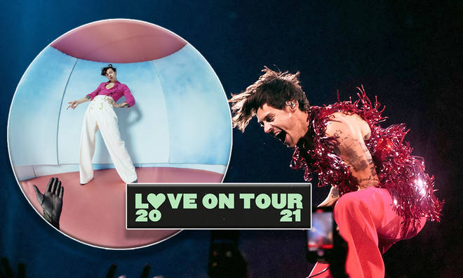 Everything you need to know about Harry Styles' Love On Tour setlist