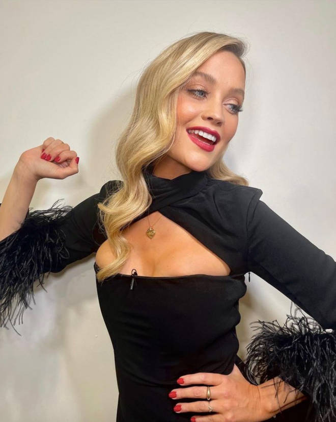 Laura Whitmore hosted the reunion episode of Love Island