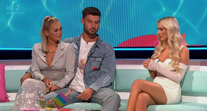 Love Island fans weren't happy with the reunion questions