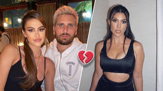 Amelia Hamlin has sparked split rumours with Scott Disick following her cryptic post