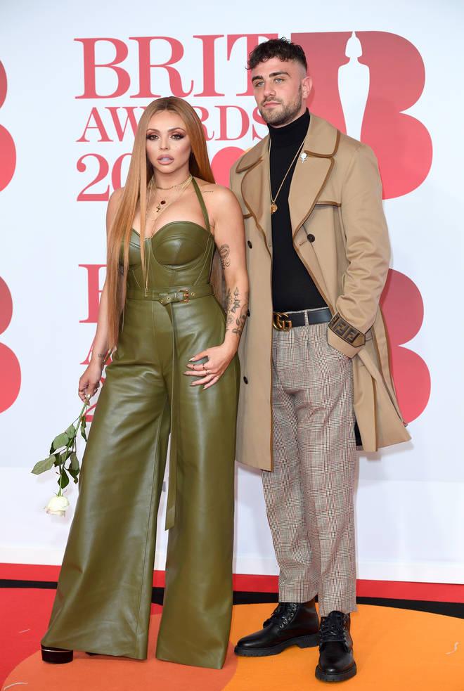 Jesy Nelson and Harry James split in 2018