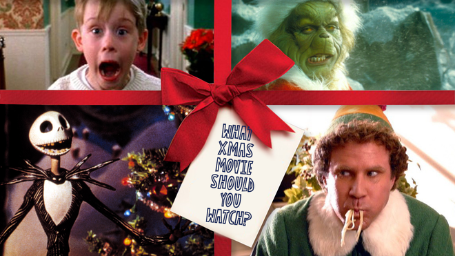 Take this quiz to see which Christmas movie you should watch now