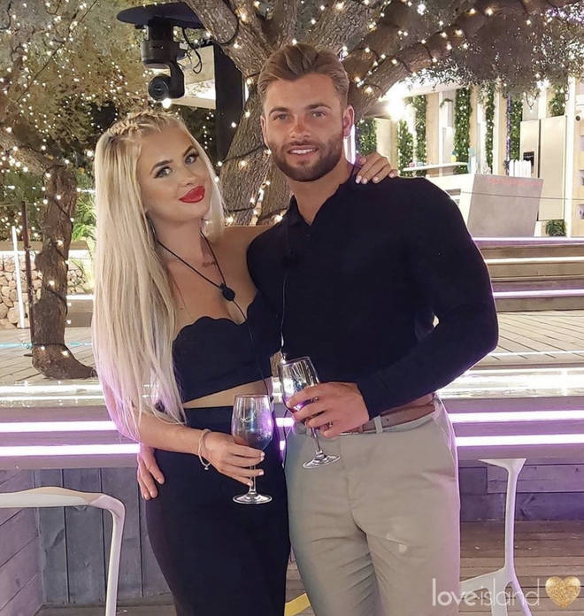 Liberty and Jake quit Love Island just days before the final