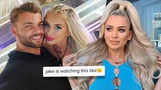Love Island fans think Liberty's new TikTok post subtly shaded Jake