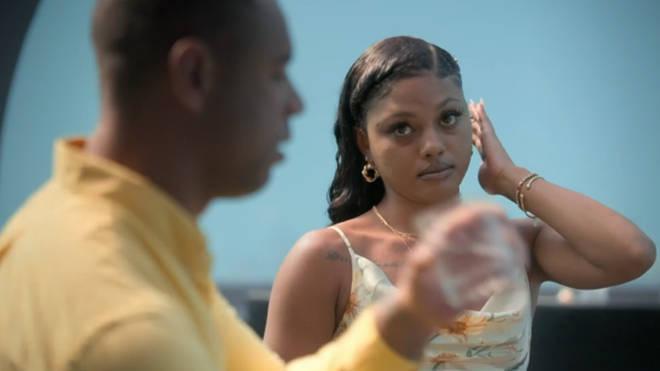 Jordon and Alexis' relationship struggled during their honeymoon