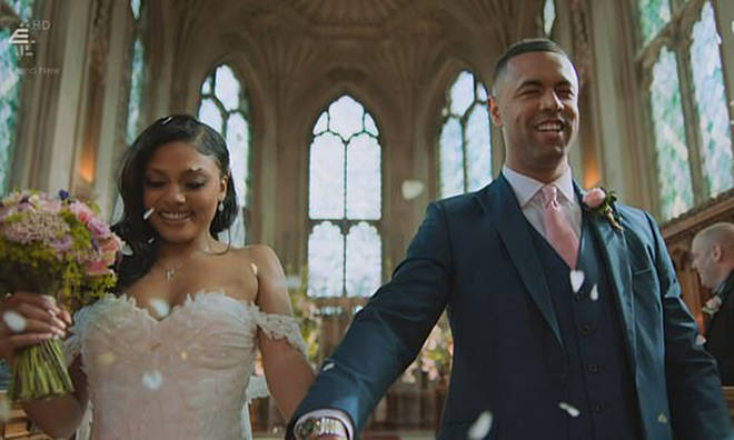 Jordon reportedly dumped his long-term girlfriend to go on MAFS UK