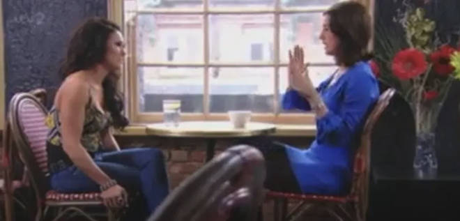 Marilyse had a cameo on TOWIE in 2013