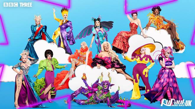 Season 3 of RuPaul's Drag Race UK is nearly here