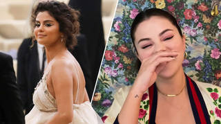Selena Gomez has opened up about her fake tan blunder at the Met Gala