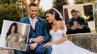 Jordon and Alexis were matched on MAFS UK