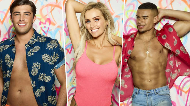 The Love Island 2018 cast.