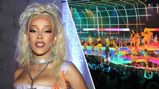 Doja Cat is hosting and performing at this year's MTV VMAs