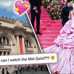 Here's how to watch The Met Gala live