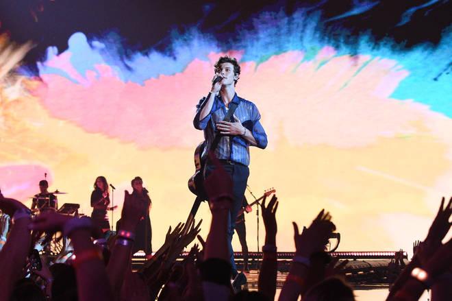 Shawn Mendes at the MTV VMAs 2019