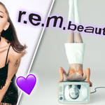 Ariana Grande finally posts about her new beauty line