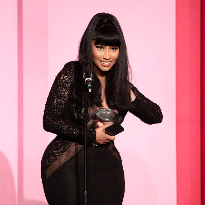 Nicki Minaj has had to pull out of the MTV VMAs 2021