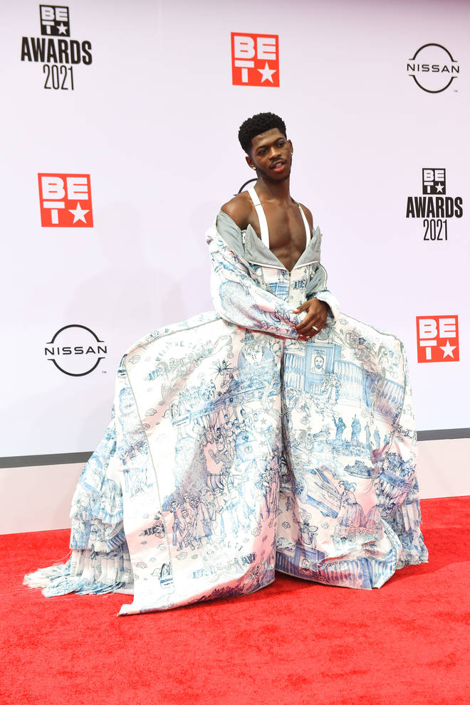 Lil Nas X confused fans after announcing his 'pregnancy'