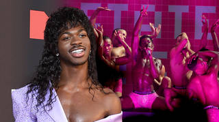 Lil Nas X' VMAs performance was on a level of its own