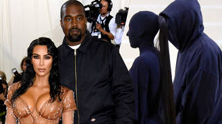 Did Kim Kardashian attend the 2021 Met Gala with Kanye West?