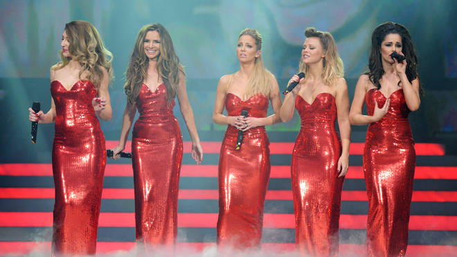 Girls Aloud are apparently planning a charity gig