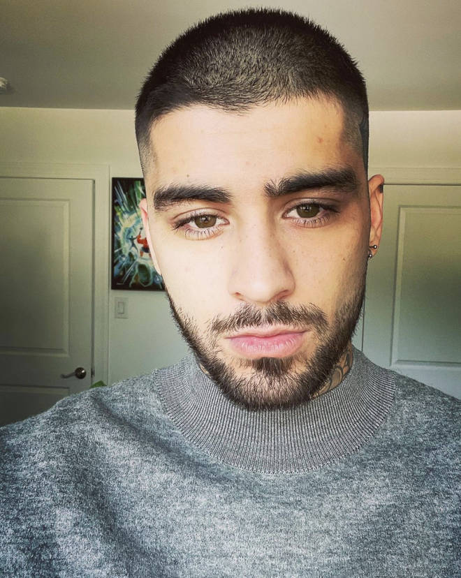 Zayn Malik shared his new project 'Yellow Tape' with fans