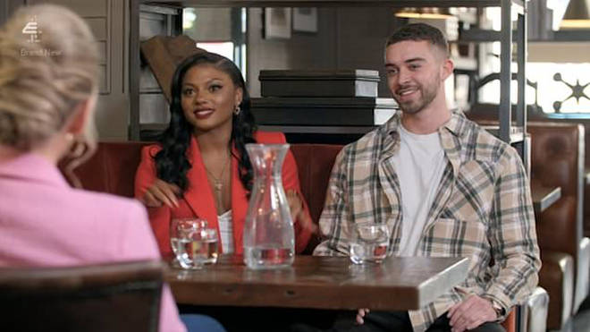 MAFS UK: Alexis and Ant started dating after splitting from their respective marriages