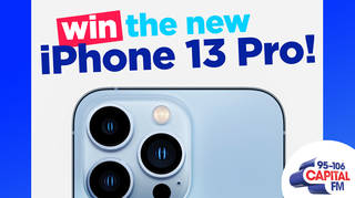 Win the new iPhone 13 Pro