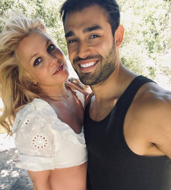Britney Spears and Sam Asghari recently got engaged