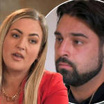 Megan is confronted by the dating experts over cheating on Bob