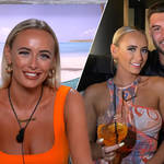 Love Island's Millie made the best joke after meeting Liam's sister