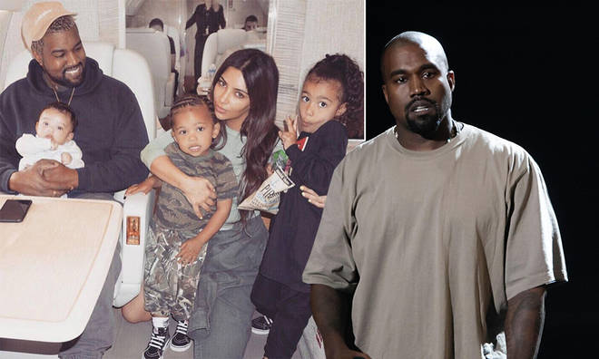 Kanye West allegedly cheated on Kim Kardashian with a famous singer