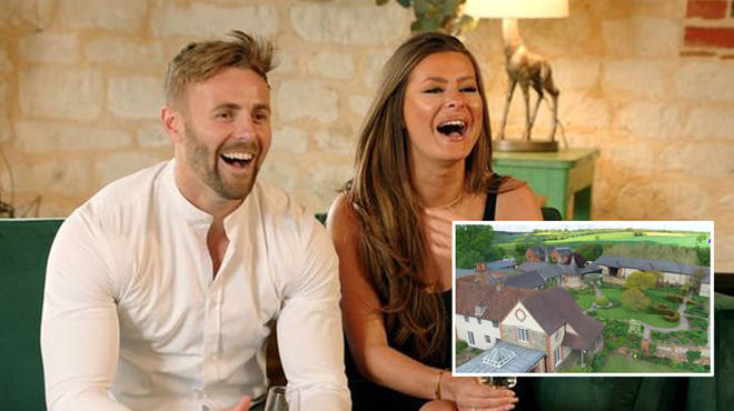The Married at First Sight UK cast have regular dinner parties