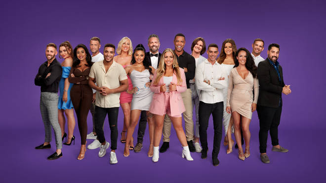 The Married at First Sight UK 2021 contestants