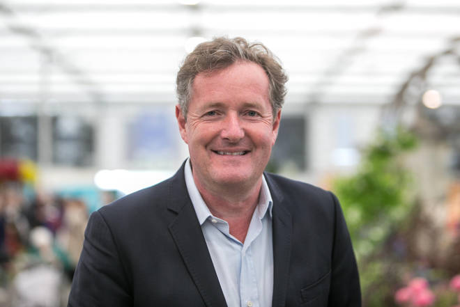 Piers Morgan also got involved in the Twitter row