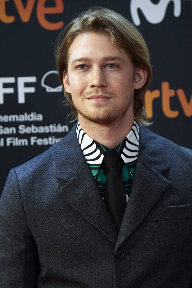 Joe Alwyn has wrapped on filming Conversations with Friends