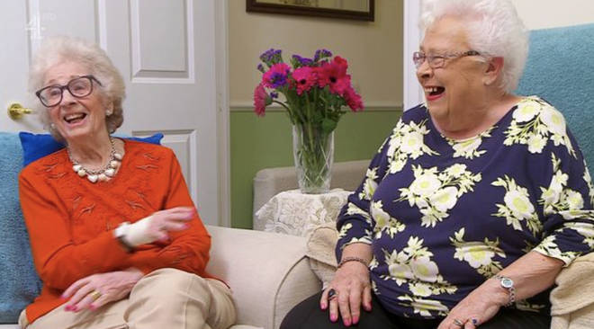 Gogglebox star Mary Cook sadly died last month