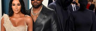 Kanye West applauded Kim Kardashian's Met Gala look in a rare Instagram post
